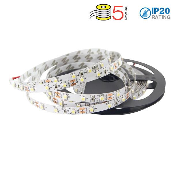 V-TAC VT-3528IP20300 STRISCIA 300 LED BIANCO NATURALE  5 METRI NON IMPERMEAB LED2041