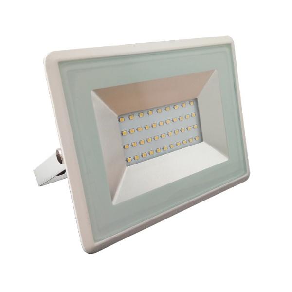 V-TAC VT-4031 FARO LED 30W ULTRASOTTILE BIANCO FREDDO SMD BIANCO LED5957