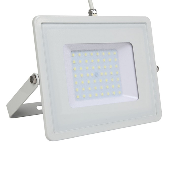 V-TAC VT-50 FARO LED 50W ULTRAS. BIANCO CALDO BIANCO CHIP SAMSUNG LED409