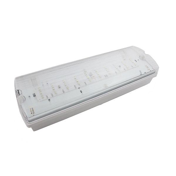 V-TAC VT-525 LAMPADA LED EMERGENZA 4W BIANCO FREDDO IP65 LED8382
