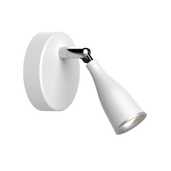 V-TAC VT-805 LAMPADA LED PARETE 4,5W BIANCO NATURALE BIANCO LED8264