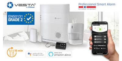 Antintrusione antifurto wireless VESTA by Climax senza fili