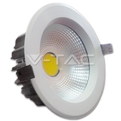 v-tac VT-2620 FARETTO INCASSO 18W BIANCO FREDDO COB LED1103