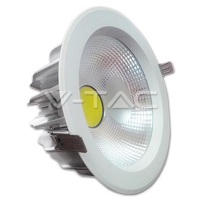 v-tac VT-2645 FARETTO INCASSO 40W BIANCO CALDO COB LED1163