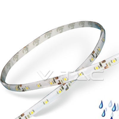 v-tac VT-3528IP65300 STRISCIA 300 LED BIANCO CALDO 5 METRI IMPERMEABILE LED2032