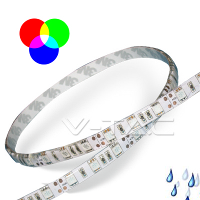 STRISCIA 300 LED MULTICOLORE 5 METRI IMPERMEABILE