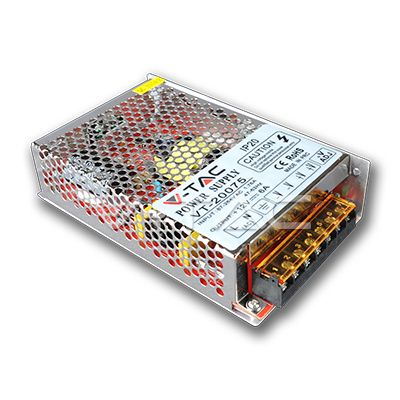 v-tac VT-20120 ALIMENTATORE 12V 120W IP20 LED3054