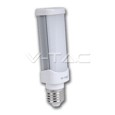 v-tac VT-1926 LAMPADINA LED PL E27 6W BIANCO FREDDO LED4116