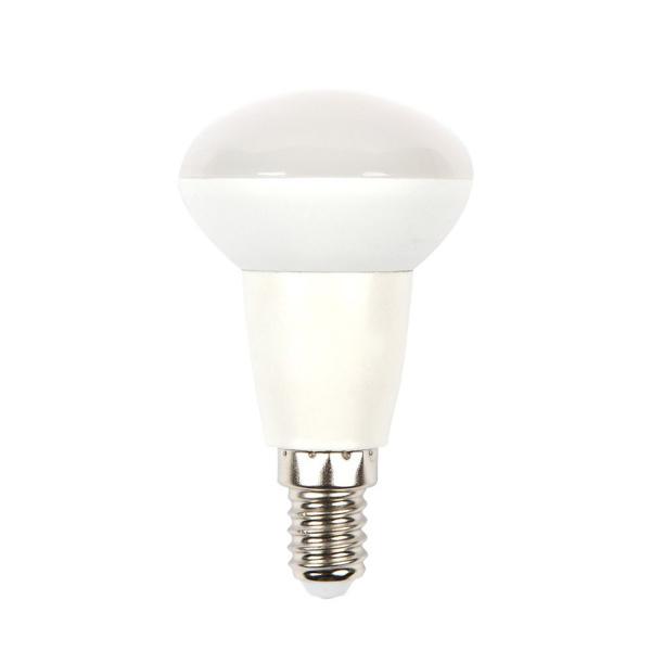 v-tac VT-1876 LAMPADINA LED E14 6W R50 BIANCO CALDO SPOT LED4243