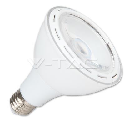 v-tac VT-1208 LAMPADINA LED E27 PAR20 8W BIANCO CALDO  LED4263