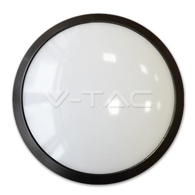 v-tac VT-8007 PLAFONIERA LED TONDA 12W LUCE NATURALE IMPERMEABILE LED4970