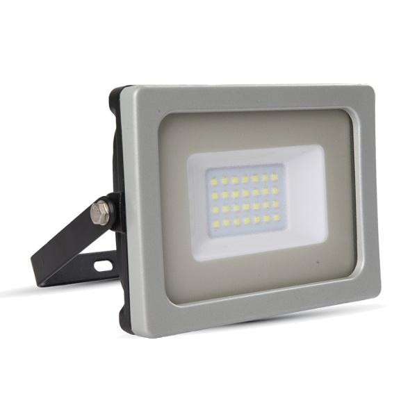v-tac VT-4922 FARO LED 20W ULTRASOTTILE BIANCO NATURALE SMD NERO-GRIG LED5793