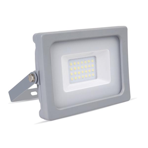 v-tac VT-4922 FARO LED 20W ULTRASOTTILE BIANCO NATURALE SMD GRIGIO LED5799