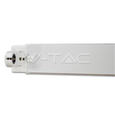 v-tac VT-12020 PLAFONIERA PER n1 TUBO LED DA 120CM LED6054