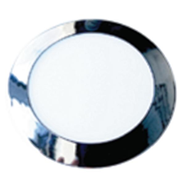 v-tac VT-2407CH MINI PANNEL 24W BIANCO FREDDO TONDO CROMATO LED6354