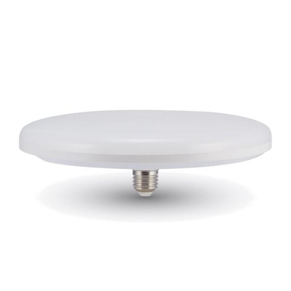 v-tac VT-2136 LAMPADINA LED E27 UFO 36W DIAMETRO 250MM BIANCO NATURAL LED7165