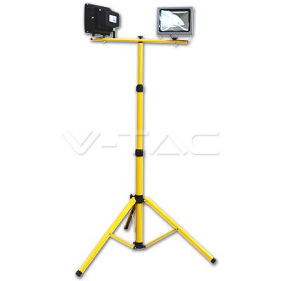 v-tac VT-41150 TRIPIEDE PER FARI LED9104