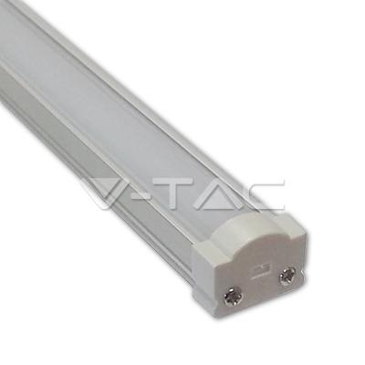 v-tac VT-7102 PROFILO ALLUMINIO DA 1MT OPACO LED9984