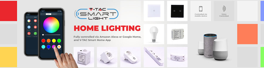 Prodotti V-TAC SMART HOME
