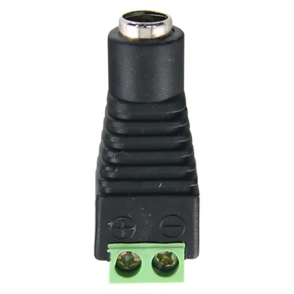 v-tac  CONNETTORE ALIMENTAZIONE 12VDC FEMMINA LED3512