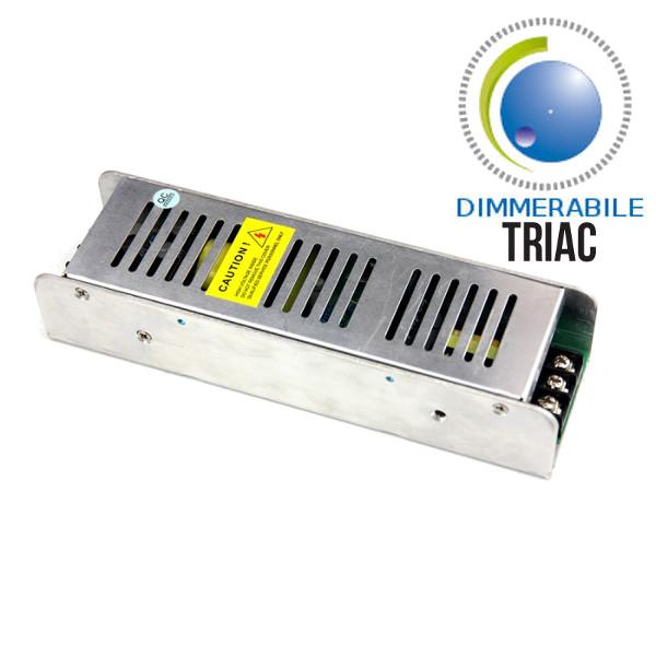 v-tac VT-20155D ALIMENTATORE 24V 150W IP20 METALLO DIMMERABILE LED3258