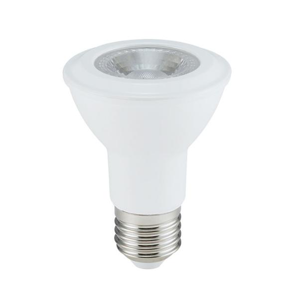 v-tac VT-220 LAMPADINA LED E27 PAR20 7W BIANCO NATURALE CHIP SAMSUNG LED148