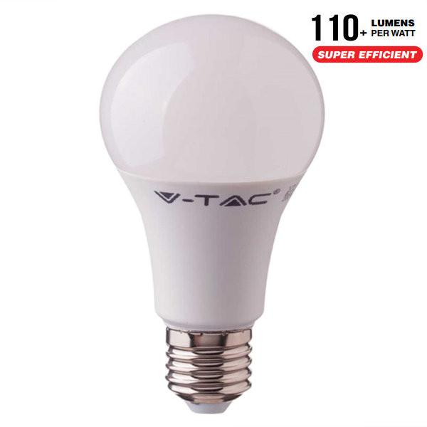 v-tac VT-2218 LAMPADINA LED E27 18W A80 BIANCO NATURALE LED2708