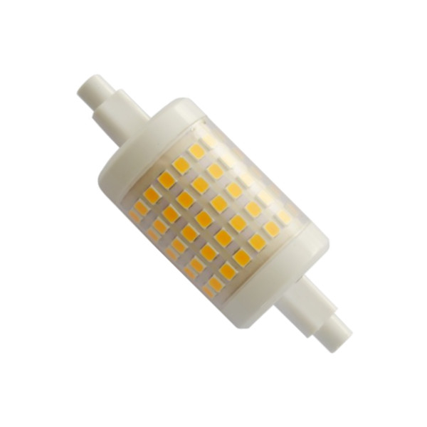 V tac sku 2715 lampadina led r7s 7w 78mm 360 gradi bianco for Lampadina r7s led 78mm