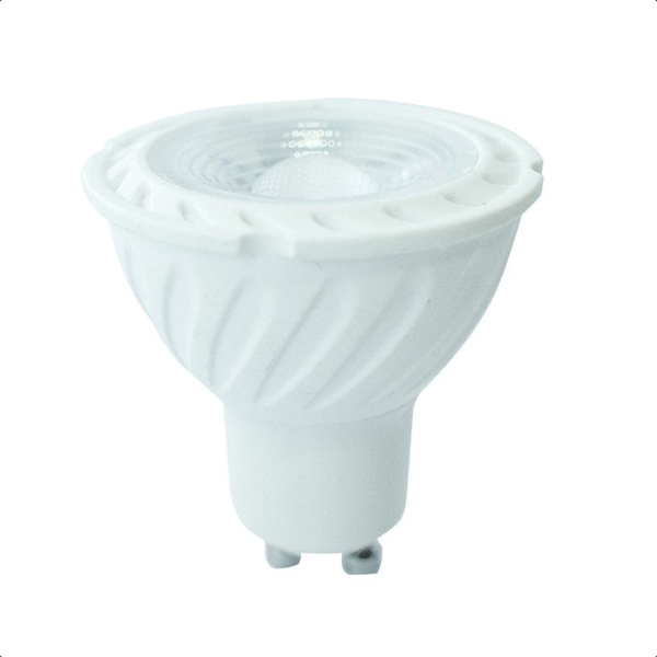 v-tac VT-277 LAMP. LED GU10 SMD 7W 38 GRADI BIANCO NATURALE SAMSUNG LED166