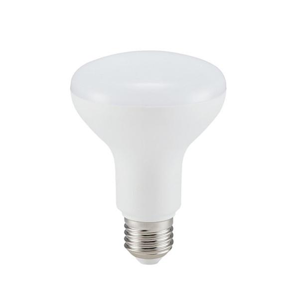 v-tac VT-280 LAMPADINA LED E27 R80 10W BIANCO FREDDO  CHIP SAMSUNG LED137