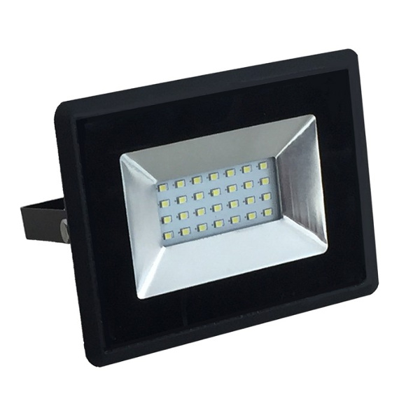 v-tac VT-4021 FARO LED 20W ULTRASOTTILE BIANCO NATURALE SMD NERO LED5947