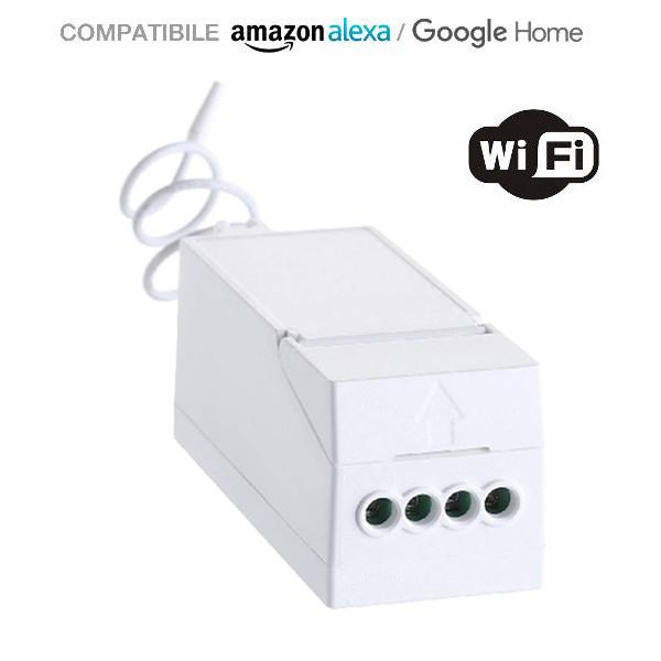v-tac VT-5130 INTERRUTTORE WIFI COMPATIBILE ALEXA E GOOGLE HOME LED8459