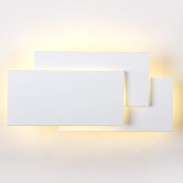 v-tac VT-712 LAMPADA LED PARETE 12W BIANCO CALDO BIANCO LED8202