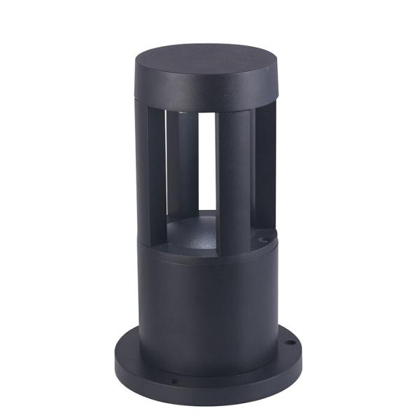 v-tac VT-830 LAMPADA LED 10W BIANCO FREDDO CORPO NERO DA TERRA IP65 LED8324