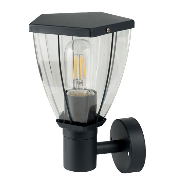 v-tac VT-835 LAMPADA DA GIARDINO A PARETE ATTACCO E27 UP LED8628